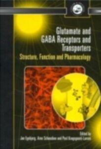 Foto Cover di Glutamate & Gaba Recept Transp, Ebook inglese di  edito da Taylor and Francis