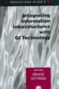 Ebook in inglese Innovations in GIS 6