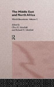 Foto Cover di Middle East and North Africa, Ebook inglese di  edito da Taylor and Francis