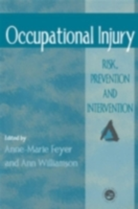 Ebook in inglese Occupational Injury -, -