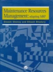 Maintenance Resource Management
