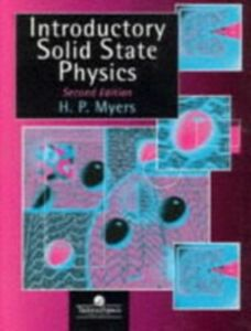 Ebook in inglese Introductory Solid State Physics, Second Edition Myers, H. P.