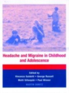 Foto Cover di Headache and Migraine in Childhood and Adolescence, Ebook inglese di AA.VV edito da CRC Press