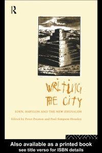 Ebook in inglese Writing the City Preston, Peter , Simpson-Housley, Paul