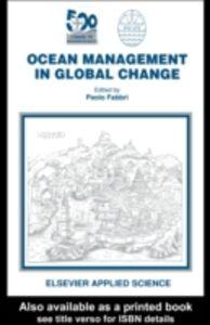 Foto Cover di Ocean Management in Global Change, Ebook inglese di  edito da Taylor and Francis