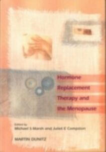 Ebook in inglese Hormone Replacement Therapy and the Menopause