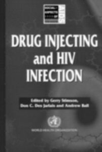 Foto Cover di Drug Injecting and HIV Infection, Ebook inglese di  edito da Taylor and Francis