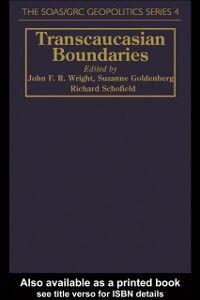 Foto Cover di Transcaucasian Boundaries, Ebook inglese di AA.VV edito da Taylor and Francis