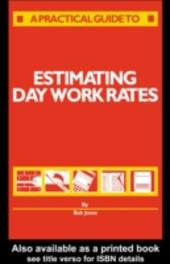 Estimating Day Work Rates