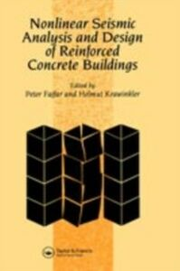 Foto Cover di Nonlinear Seismic Analysis and Design of Reinforced Concrete Buildings, Ebook inglese di  edito da Taylor and Francis
