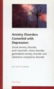 Ebook in inglese Anxiety Disorders Comorbid with Depression Hollander, Eric , Stein, Dan J.