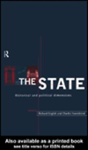 Ebook in inglese The State: Historical and Political Dimensions
