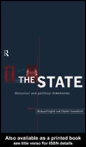 The State: Historical and Political Dimensions