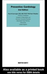 Ebook in inglese Preventive Cardiology: Pocketbook Durrington, Paul N