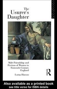 Ebook in inglese Usurer's Daughter Hutson, Lorna