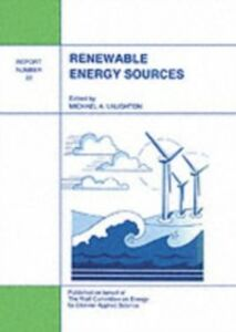 Ebook in inglese Renewable Energy Sources -, -
