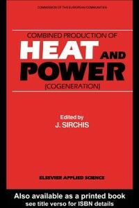 Foto Cover di Combined Production of Heat and Power, Ebook inglese di  edito da Taylor and Francis
