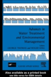 Ebook in inglese Advances in Water Treatment and Environmental Management -, -