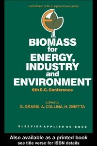Ebook in inglese Biomass for Energy, Industry and Environment