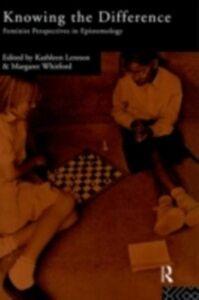 Foto Cover di Knowing the Difference, Ebook inglese di  edito da Taylor and Francis