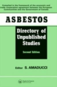 Ebook in inglese Asbestos -, -