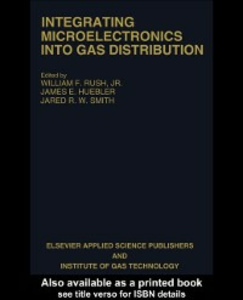 Ebook in inglese Integrating Microelectronics into Gas Distribution -, -