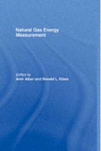 Ebook in inglese Natural Gas Energy Measurement -, -