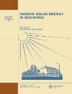 Ebook in inglese Passive Solar Energy in Buildings