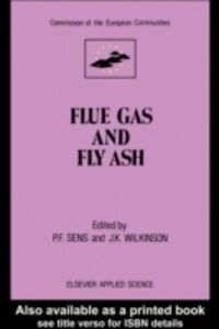 Foto Cover di Flue Gas and Fly Ash, Ebook inglese di  edito da Taylor and Francis