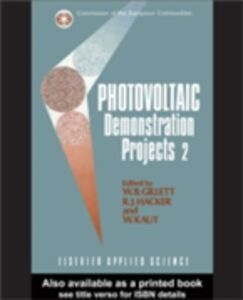 Ebook in inglese Photovoltaic Demonstration Projects 2