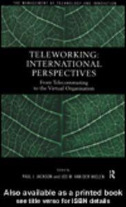 Ebook in inglese Teleworking