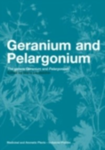 Ebook in inglese Geranium and Pelargonium -, -