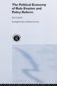 Ebook in inglese Political Economy of Rule Evasion and Policy Reform Leitzel, Jim