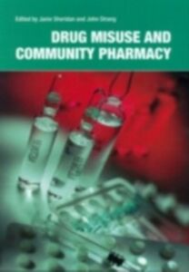 Ebook in inglese Drug Misuse and Community Pharmacy