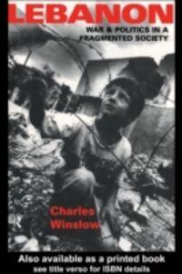 Ebook in inglese Lebanon Winslow, Charles