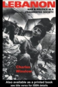 Ebook in inglese Lebanon Winslow, Charles