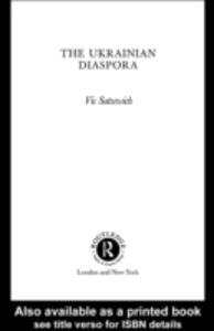 Ebook in inglese Ukrainian Diaspora Satzewich, Vic