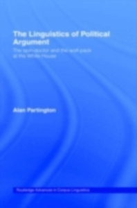 Ebook in inglese Linguistics of Political Argument Partington, Alan
