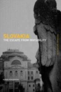 Ebook in inglese Slovakia Henderson, Karen