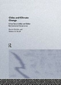 Foto Cover di Cities and Climate Change, Ebook inglese di Michelle Betsill,Harriet Bulkeley, edito da Taylor and Francis