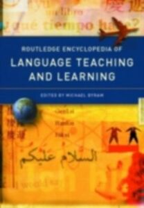 Foto Cover di Routledge Encyclopedia of Language Teaching and Learning, Ebook inglese di  edito da Taylor and Francis