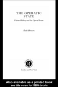 Ebook in inglese Operatic State Bereson, Ruth