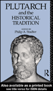 Ebook in inglese Plutarch and the Historical Tradition