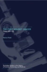 Foto Cover di Fight Against Cancer, Ebook inglese di Patrice Pinell, edito da Taylor and Francis