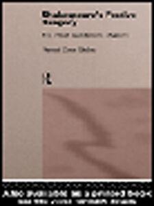 Foto Cover di Shakespeare's Festive Tragedy, Ebook inglese di Naomi Conn Liebler, edito da