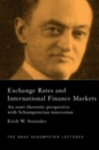 Foto Cover di Exchange Rates and International Finance Markets, Ebook inglese di Erich Streissler, edito da Taylor and Francis