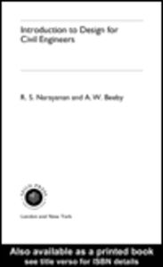 Ebook in inglese Introduction to Design for Civil Engineers Beeby, A. W. , Narayanan, R. S.