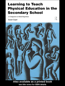 Ebook in inglese Learning to Teach Physical Education in the Secondary School Capel, Susan