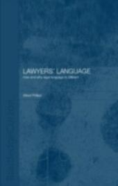 Lawyers'Language
