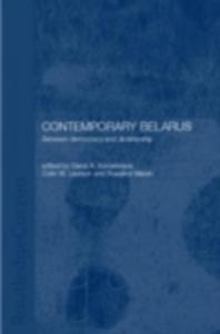 Ebook in inglese Contemporary Belarus -, -